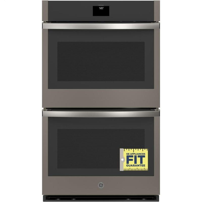 """GE® 30"""" Smart Built-In Self-Clean Convection Double Wall Oven with Never Scrub Racks"""