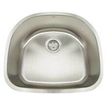Stainless Steel Undermount Single Bowl Sink