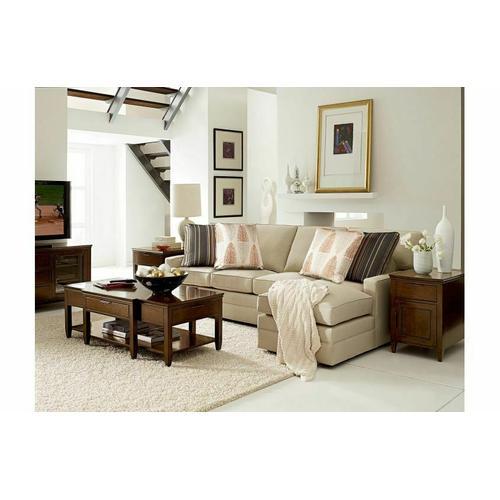 Kincaid Furniture - Elise Chairside Table