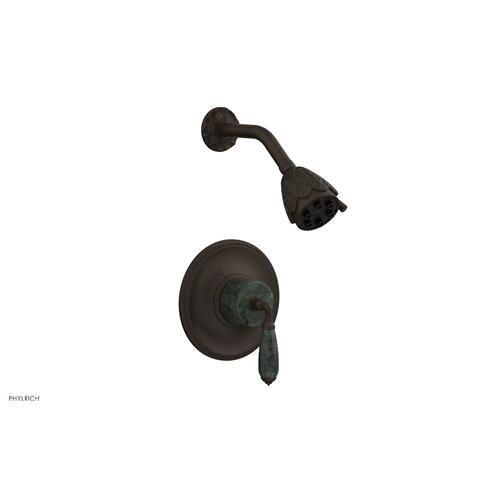 VALENCIA Pressure Balance Shower Set PB3338F - Antique Bronze