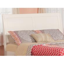 Portland Headboard Full White