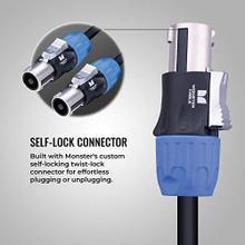 See Details - Monster Prolink Performer 600 Speaker Cable with S