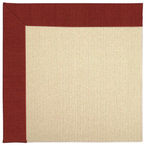 "Creative Concepts-Beach Sisal Canvas Cherry - Rectangle - 24"" x 36"""