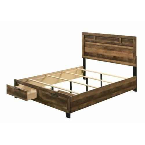 Acme Furniture Inc - Morales Queen Bed