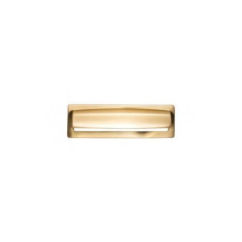 Hollin Cup Pull 5 1/16 Inch (c-c) - Honey Bronze