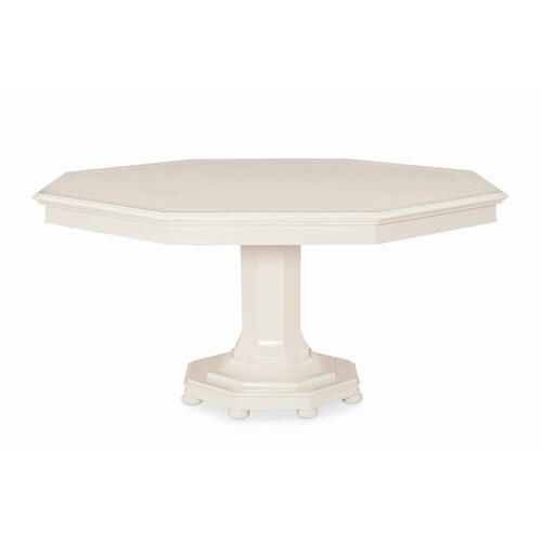 Lexington Single Pedestal Dining Table