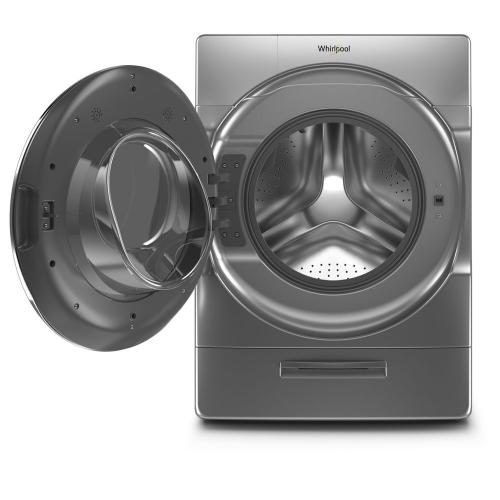 Whirlpool Canada - 5.8 cu. ft. I.E.C. Smart Front Load Washer with Load & Go™ XL Plus Dispenser