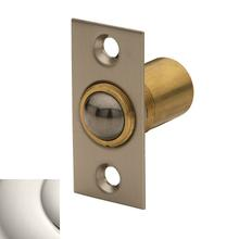View Product - Polished Nickel Adjustable Ball Catch