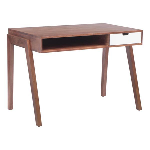 See Details - Linea Desk Walnut