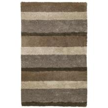 Skyline Shag Sand Multi - Rectangle - 5' x 8'