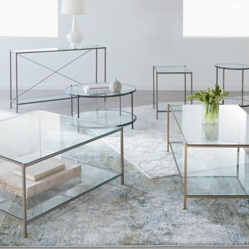 Linville Alchemy Linville Rectangular Cocktail Table