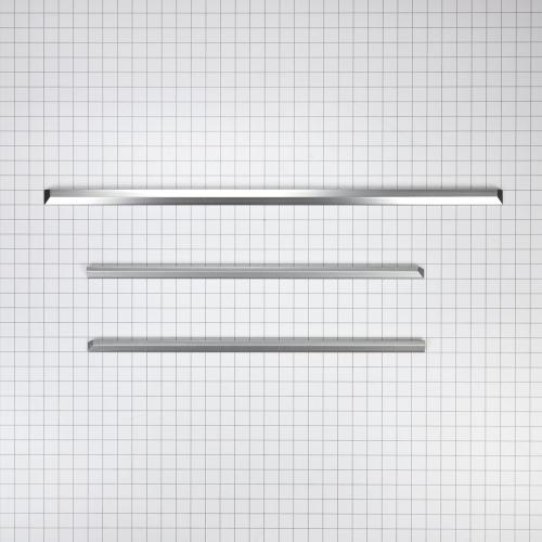 Gallery - Range Trim Kit, Stainless - VSI