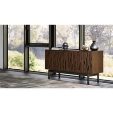 View Product - Code 7376 Console in Toasted Walnut