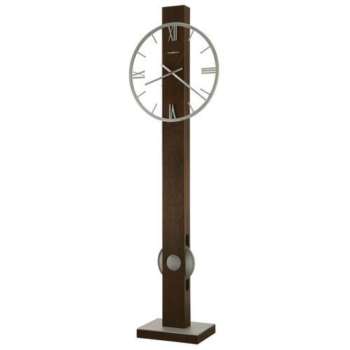 Howard Miller Halo Metal Floor Clock 615124