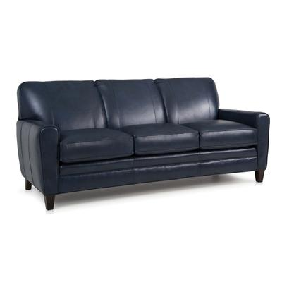 See Details - Leather Sofa