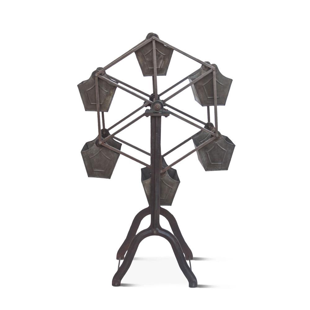 See Details - French Market Ferris Wheel Shelf