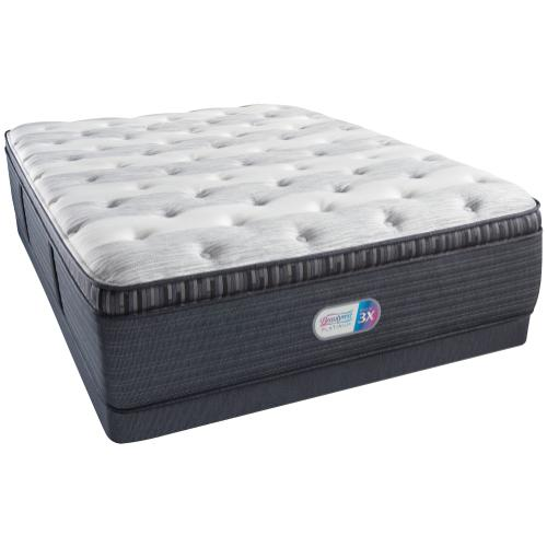 BeautyRest - Platinum - Clover Springs - Plush - Pillow Top - Full