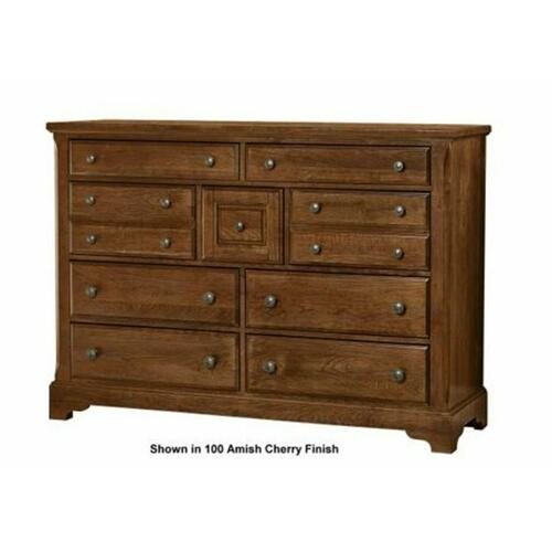 Villa Triple Dresser - 9 Drawers