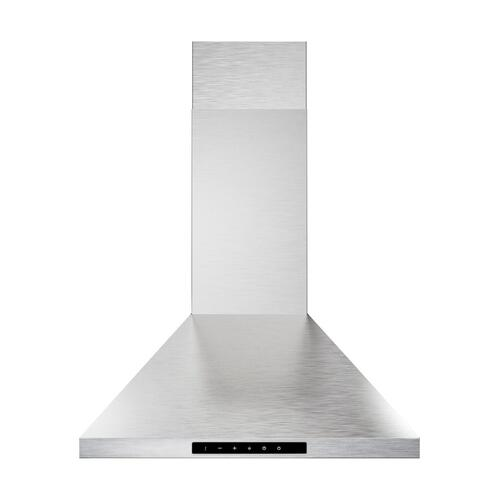 "24"" Wall Mount Chimney Range Hood"