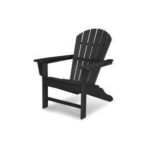 Polywood Furnishings - South Beach Adirondack in Black
