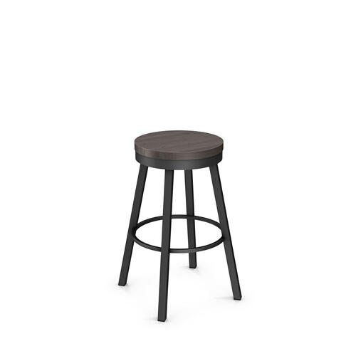 Connor Swivel Stool (wood)