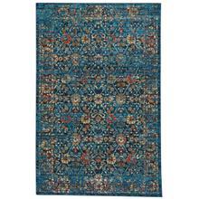 Banaz-Kayseri Midnight Blue Machine Woven Rugs