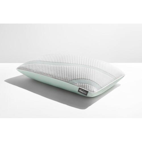 Tempur-Adapt Pro-mid + Cooling Pillow - TEMPUR-Adapt Pro-Mid + Cooling Pillow - Queen