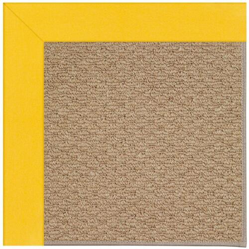 "Creative Concepts-Raffia Canvas Sunflower Yellow - Rectangle - 24"" x 36"""