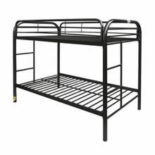 ACME Thomas Twin/Twin Bunk Bed - 02188BK - Black