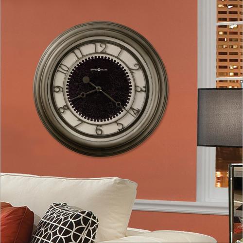 Howard Miller - Howard Miller Kennesaw Oversized Wall Clock 625526