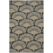 Isobel Gunsmith Grey Hand Knotted Rugs