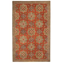 Arden Rust Hand Tufted Rugs