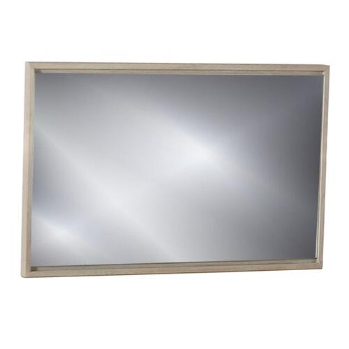 VIG Furniture - Modrest Samson - Contemporary Grey Mirror