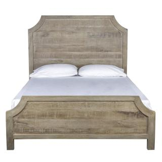 Francesca Queen Bed Vintage Taupe