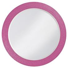 View Product - Lancelot Mirror - Glossy Hot Pink