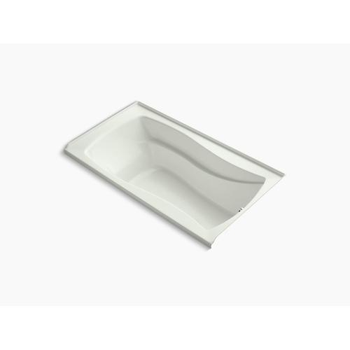 "Dune 66"" X 36"" Alcove Bath With Integral Flange and Right-hand Drain"