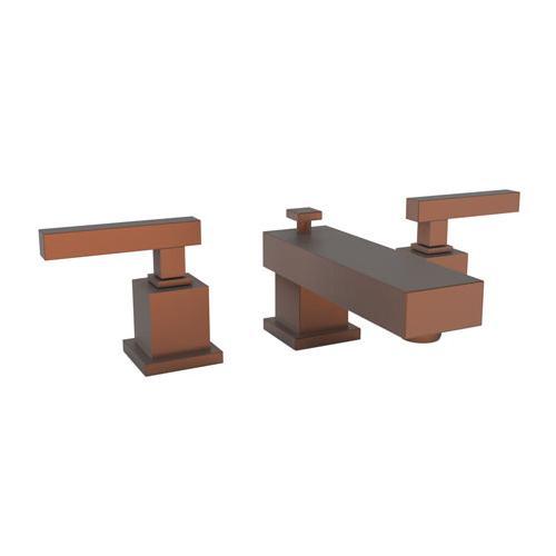 Newport Brass - Antique Copper Widespread Lavatory Faucet