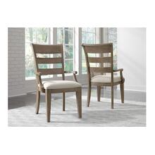 Breckenridge Ladder Back Arm Chair