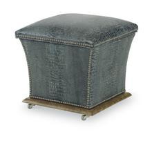 See Details - Gray's Storage Ottoman