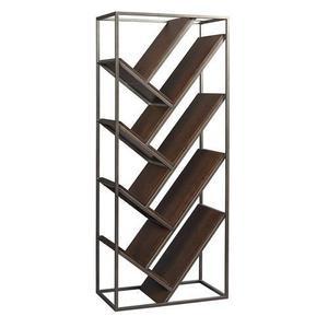 La-Z-BoyModern Origins Chevron Bookcase