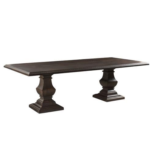 """Nimes 98"""" Dining Table Vintage Java"""