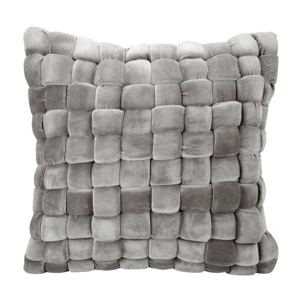 Jazzy Pillow Charcoal