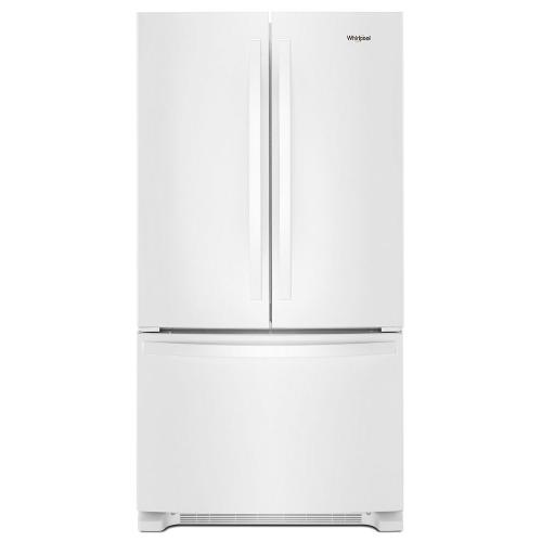 Whirlpool Canada - 36-inch Wide French Door Refrigerator with Water Dispenser - 25 cu. ft.
