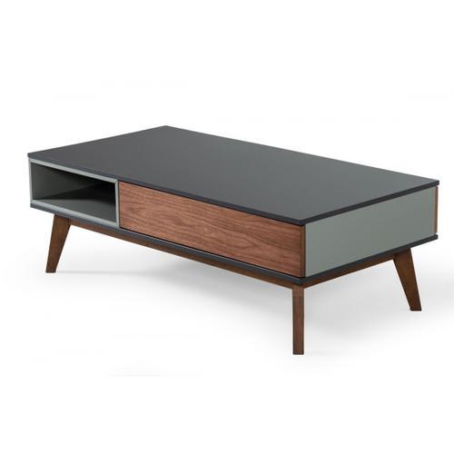 VIG Furniture - Modrest Lillian - Modern Multi Colored Coffee Table
