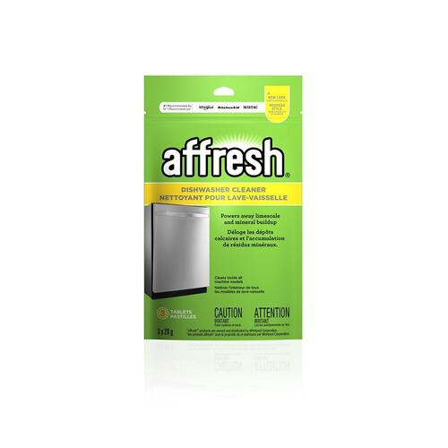 affresh® Dishwasher Cleaner - 3 count