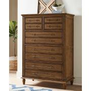 5-Drawer Chest in Bourbon Product Image