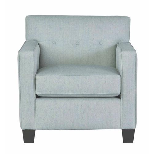 Chair - Shown in 121-60 Mist Finish