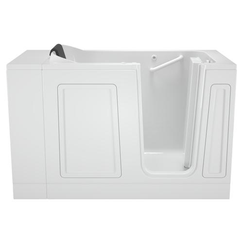 Luxury Series 30x51-inch Walk-In Whirlpool Tub  Right-hand Drain  American Standard - White