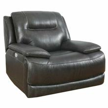 See Details - COLOSSUS - NAPOLI GREY Power Recliner
