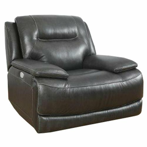 Parker House - COLOSSUS - NAPOLI GREY Power Recliner